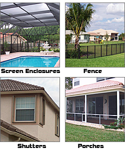 Homeowners across South Florida know for quality home additions such as screen enclosures, aluminum fence, accordion shutters, carports and driveways, the company to rely on is Modern Aluminum Products, Inc., the oldest company in Ft. Lauderdale.